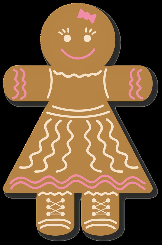 Mézeskalács kisasszony